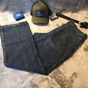 Old Navy - Distressed Jeans